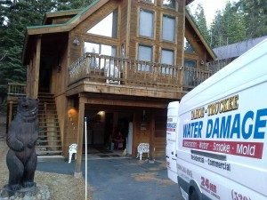 Water Damage Mystic CA